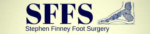 Stephen Finney Foot Surgery